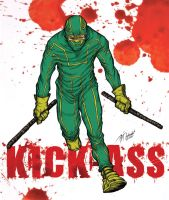 Kick-ass by mdavidct