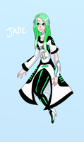 Jade the musical Witch by Alaskaair