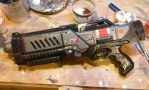 Mass Effect Crusader Shotgun by BeCOSyouPLAY
