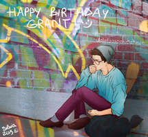Happy B-Day Grant! by ilcielocapovolto