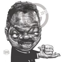 Jesse Jackson by RussCook