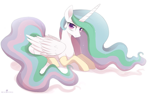 Celestia Quickie by MomoMistress