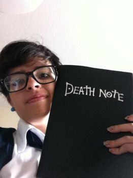 Death Note-ID by Leska863