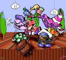 Paper Mario 2 -collab- by twilinympho
