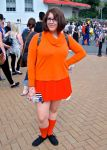 Velma from Scooby Doo by ZeroKing2015