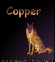 BC's Copper by emgeal