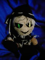 Scarecrow plush by D-W-Junebug