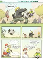 Comic Page CVM by gureiduson