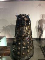 Rusty the dalek by boogeyboy1