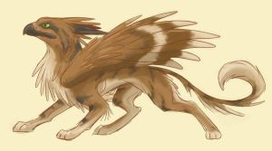 OC Gryphon by gryphonworks