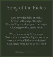 Song of the Fields by Liefesa