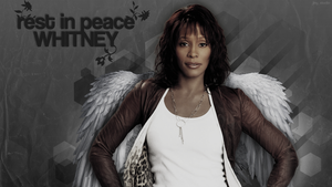 RIP WHITNEY by jinyCZE