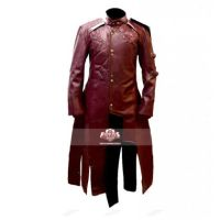 Halloween Starlord Maroon Latest Design Costume by Evanlerner