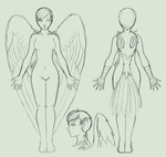 UnrestWorld - Female Angel [UPDATED] by Enalon
