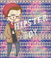 Hipster Boy Png by Beluu1D
