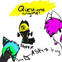 questions? by s-t-e-f-f