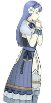 [COLLAB] Fire Emblem - Rinea by Call-Of-The-Indie