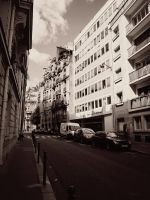 Streets of Paris II by xXCold-FireXx