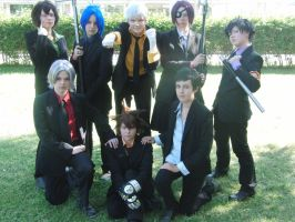 Katekyoshi hitman reborn-group by SaaraZ