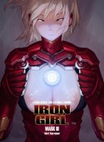 IRON GIRL by kinggainer