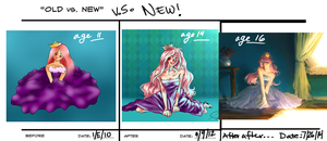 improvement meme PART 2! by Megano2525