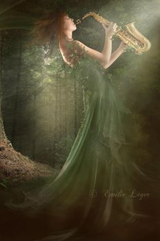 An Hymn To Gaia by emilieleger