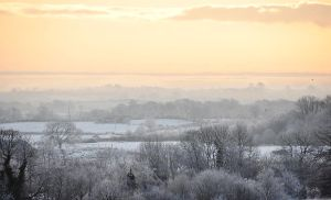 Bann Valley, Christmas Eve by younghappy