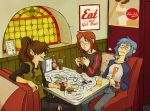 At the Diner by vern-argh
