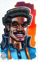 Lando Calrissian by Chad73