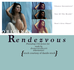 Rendezvous by desperatedeceit