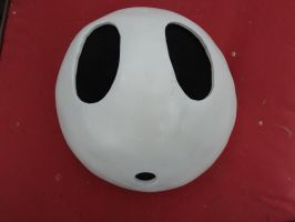 Shy Guy Mask 2.0 by meanlilkitty