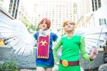 Wind Waker: Daybreak by MangoSirene