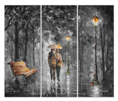 CARING FOR LOVE  Limited edition giclee set by Leonidafremov