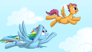 Learning to Fly by Poniker