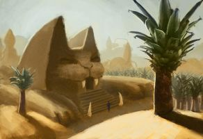 mini sphinx by guang2222