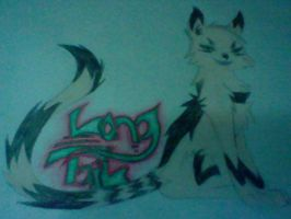 Longtail by annameg1002