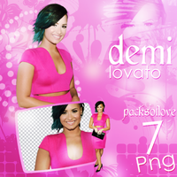 PNG PACK (86) Demi Lovato by DenizBas