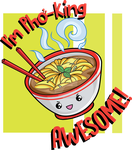 Pho-King Awesome! by SuperSibataru