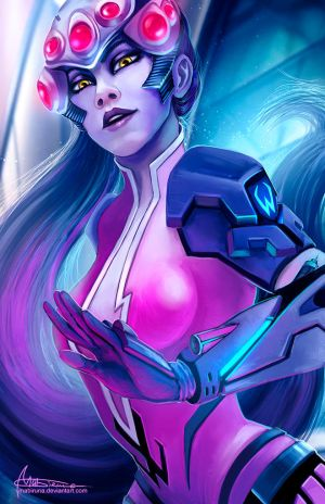 Widowmaker by Mabiruna