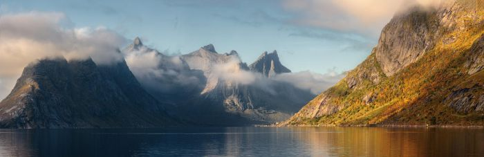 Remote Norway pt. IX by TheChosenPesssimist