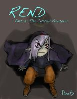 Rend: Part 5 Cover Doodle by fleetfleets