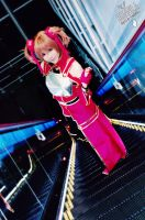 Cosplay - SAO Silica sword art online by Korixxkairi