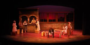 The Trip to Bountiful, Act II by ScottAronow
