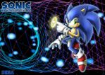 .:Sonic the Hedgehog:. by Psychograve