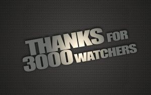 Thanks 3000 by Del11boy