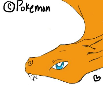 Love for Charizard by RunnyDoodie