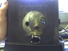 """My """"scary"""" book by Suraii"""