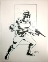 VA Comicon 2011: The Rocketeer by stratosmacca