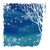 Seasons Cliche - Winter by amade