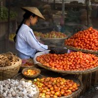 Mandalay Market by mjbeng